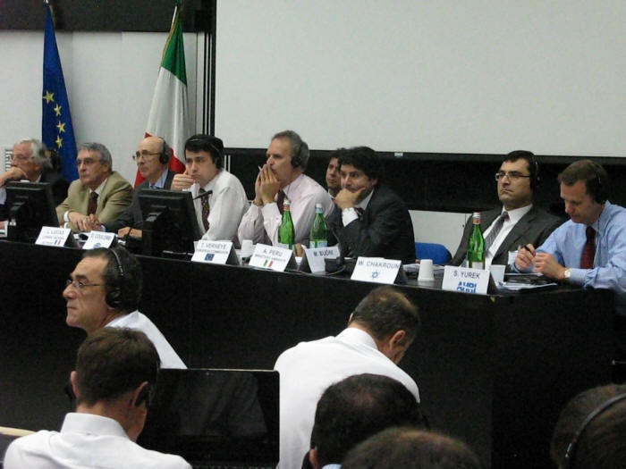 Leading Speakers at the UNEP - EEC - CSG Conferences