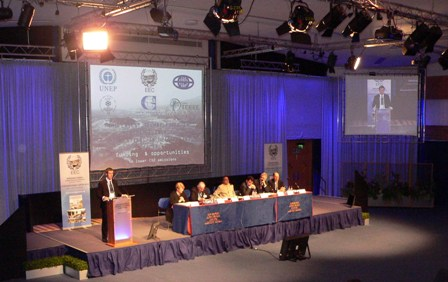 United Nations - European Energy Centre Conference at Heriot Watt University