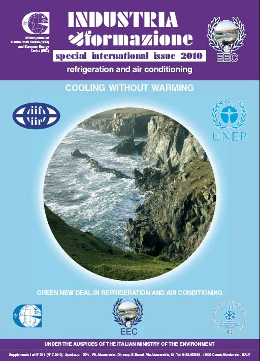 UNEP International Special Issue Publication, in collaboration with the EEC