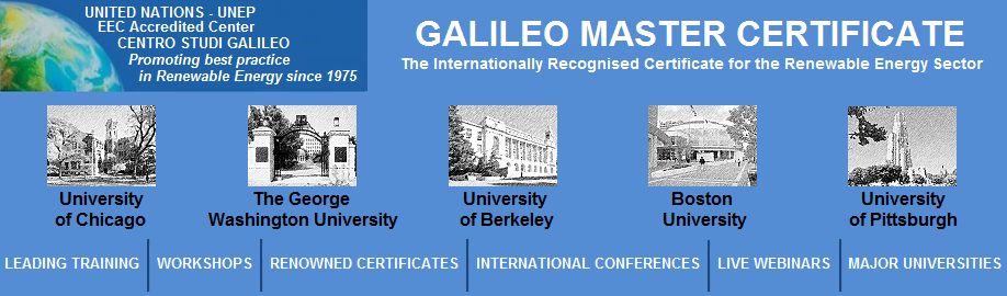 US GMC Banner - The EEC Accredited Center working with the University of Chicago, George Washington University, the University of Berkeley, Boston University, and the University of Pittsburgh